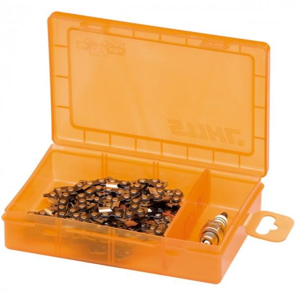 Aufbewahrungsbox für Sägeketten